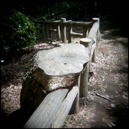 天然テーブル